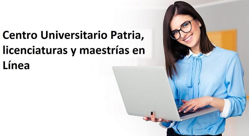 Licenciaturas y maestrías online