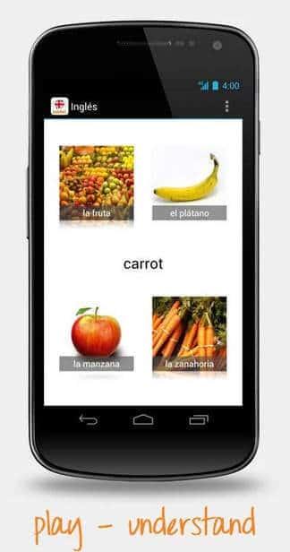 Aprender ingles en el celular
