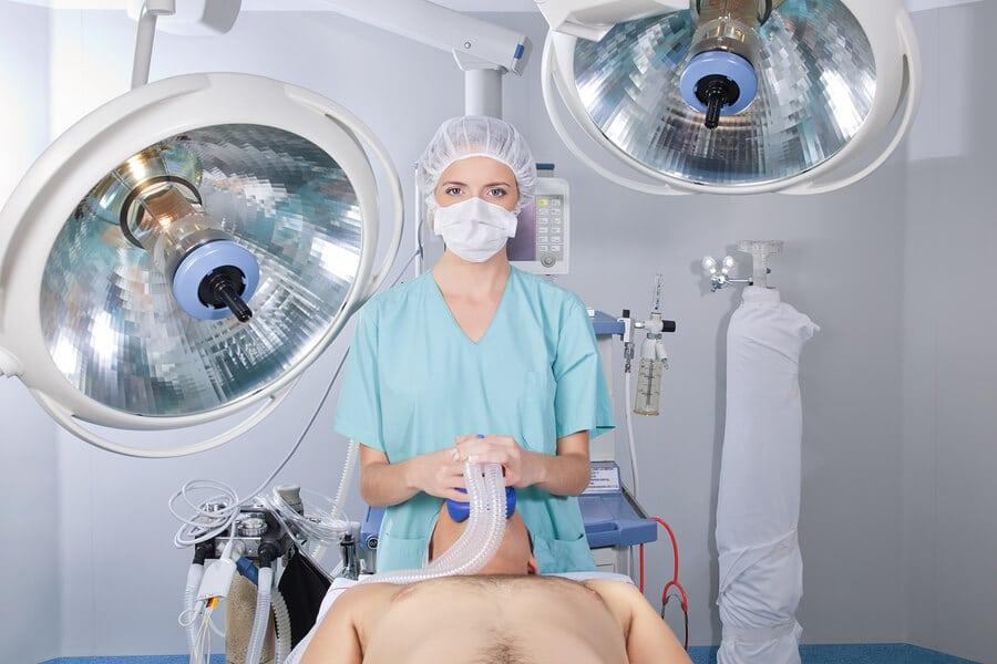 Enfermera anestesista