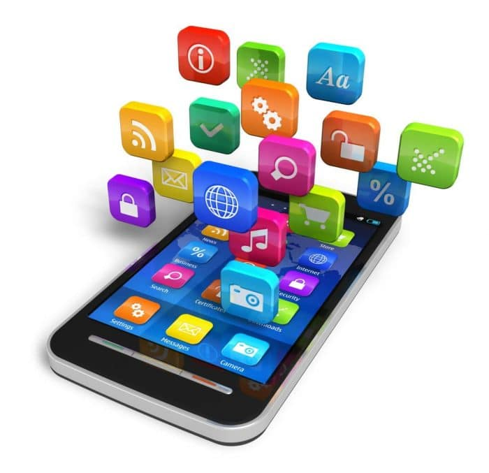 Apps cursos en línea