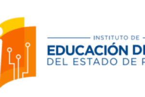 Logo Instituto de Educación Digital del Estado de Puebla
