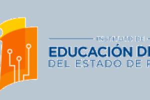 Logo Instituto de Educación Digital del Estado de Puebla
