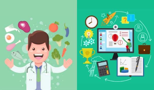 ventajas estudiar nutricion a distancia