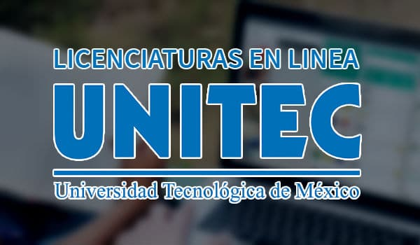 Licenciaturas en línea UNITEC
