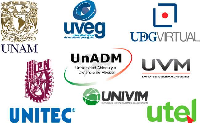 Universidades en línea en México