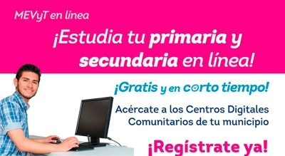 Estudiar secundaria en línea gratis